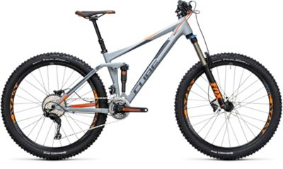 VTT à suspensions Cube Stereo 140 HPA 27.5 Pro 2017