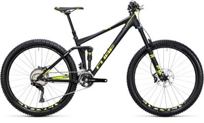 VTT à suspensions Cube Stereo 140 HPA 27.5 Race 2017