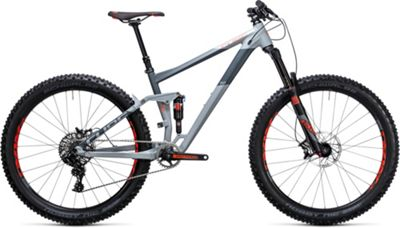 VTT à suspensions Cube Stereo 150 HPA Race 27.5+ 2017
