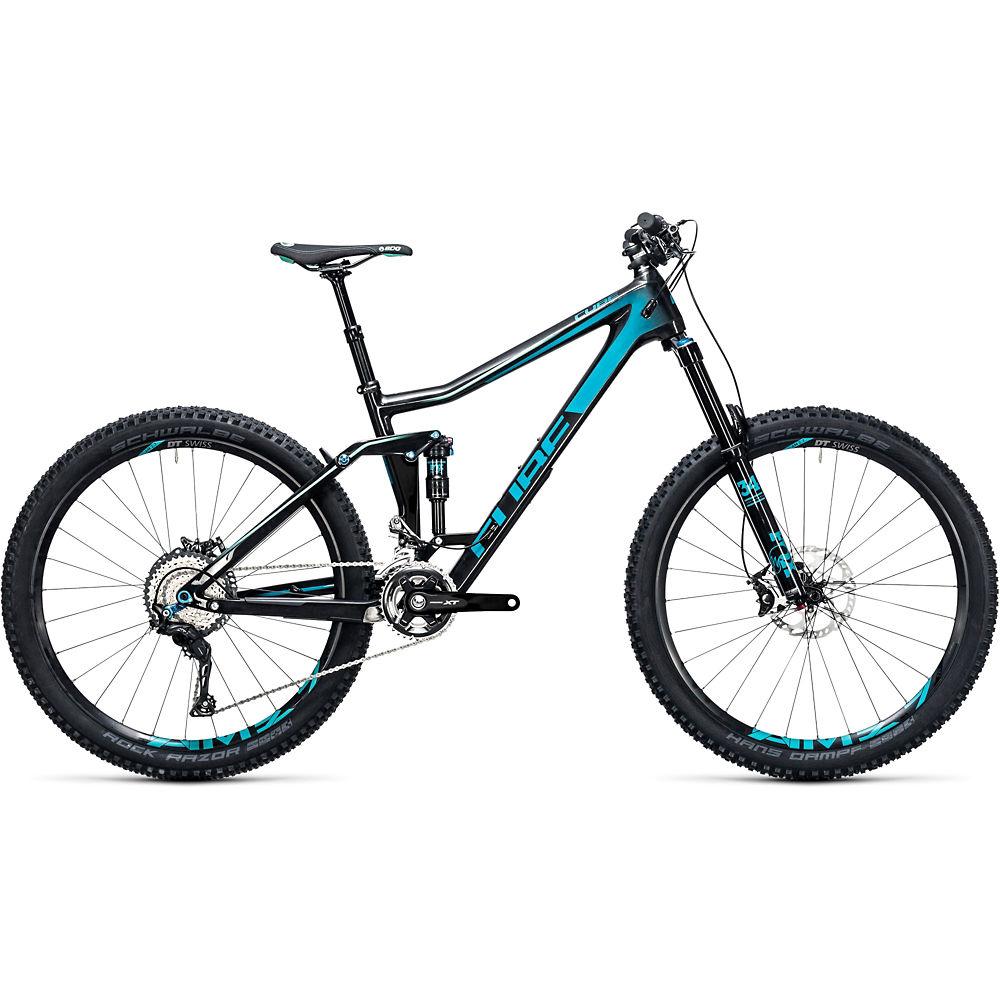 Bicicleta Cube Stereo 160 C:62 Race 27,5 2017