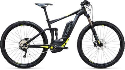 Cube Stereo Hybrid 120 HPA Pro 500 E-Bike 2017