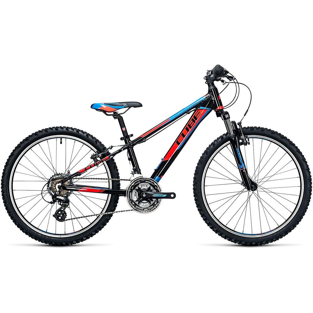 Bicicleta infantil Cube Kid 240 2017