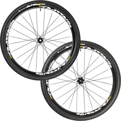 Roues Mavic Crossride Tubeless - Boost 2017