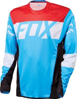 Maillot à manches longues Fox Racing Flexair DH SS16