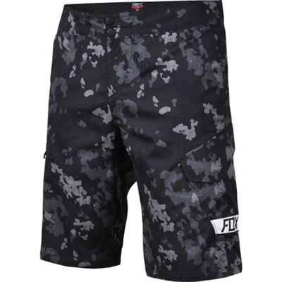 Short Fox Racing Ranger Cargo Print 12\