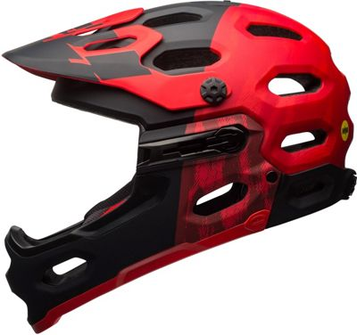 Casque Bell Super 3R MIPS 2017