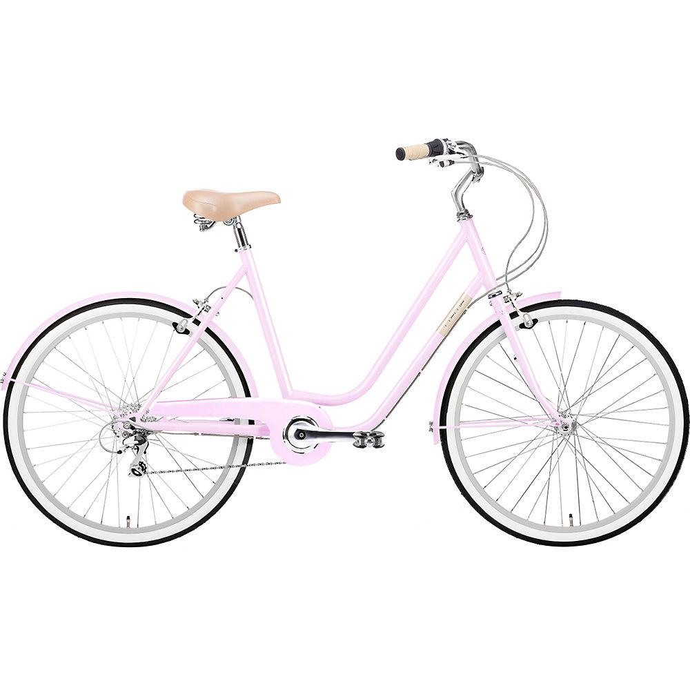 Bicicleta de mujer Creme Molly Uno 7 velocidades 2017