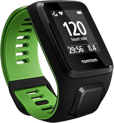 Montre GPS TomTom Runner 3 avec Cardio
