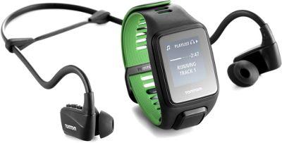 GPS TomTom Runner 3 avec cardio, musique et casque