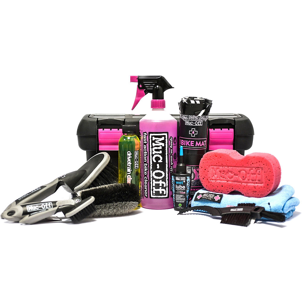 Kit de limpieza Muc-Off CRC Pro 3- Exclusivo