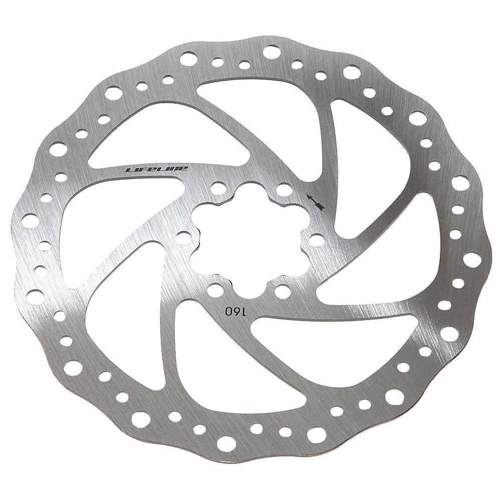 lifeline-one-piece-stainless-disc-rotor-160mm