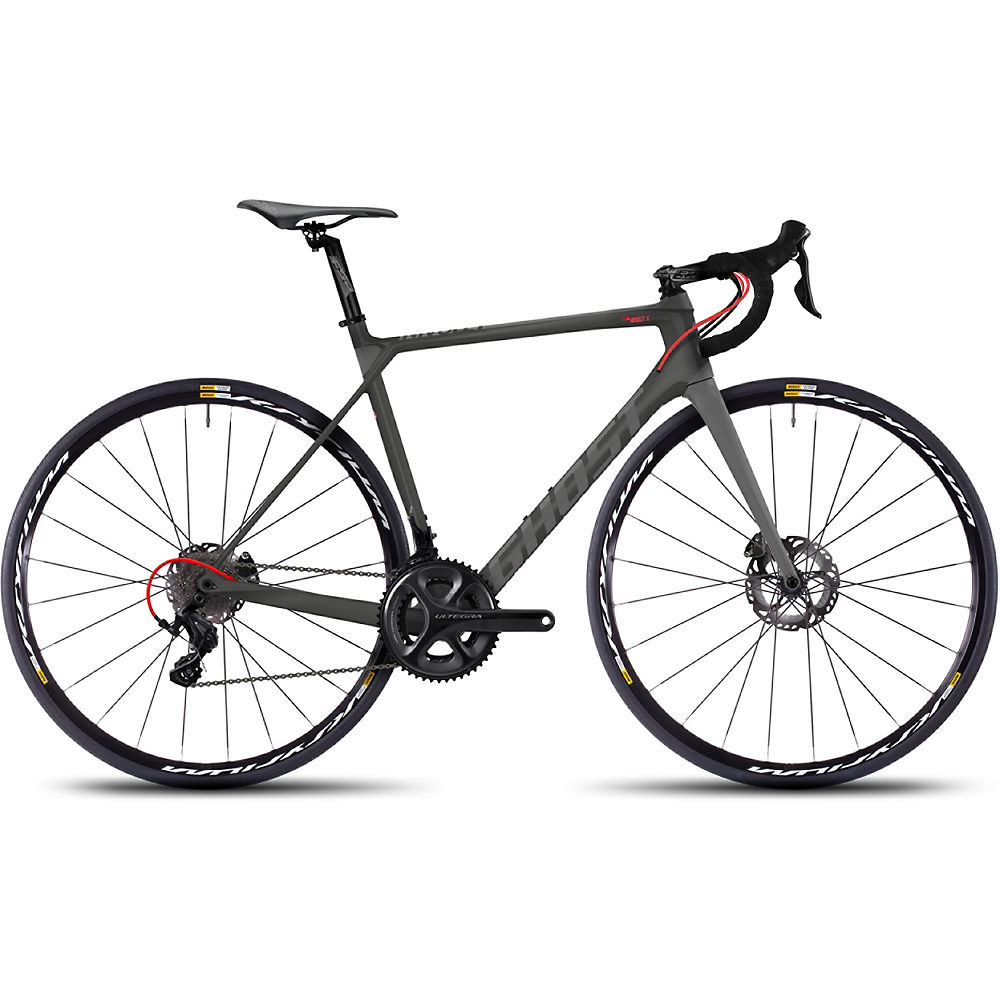 Bicicleta de carbono de carretera Ghost Nivolet X 7 LC 2017