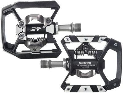 Pédales Shimano XT T8000 SPD Trekking Clipless