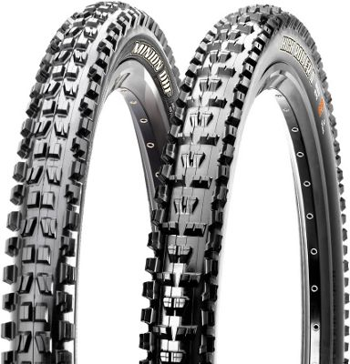Pneus Maxxis Minion DHF & High Roller II Combo