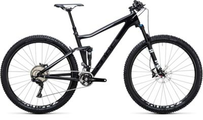 Cube Stereo 120 HPC Race 29 Suspension Bike 2017