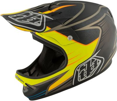 Casque Troy Lee Designs D2 - Pulse Noir 2017