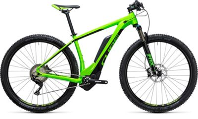 Cube Reaction Hybrid HPA SLT 500 E-Bike 2017