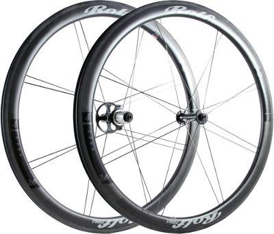 Roues à pneu Rolf Prima Ares4 Carbone 2017