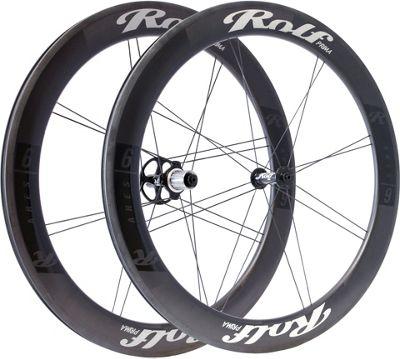 Roues à pneu Rolf Prima Ares6 Carbone 2017
