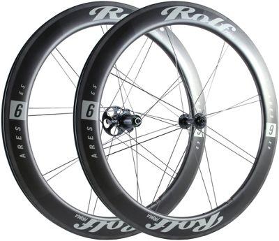Roues à pneu Rolf Prima Ares6 ES Carbone 2017