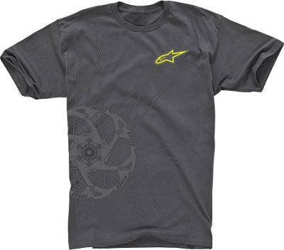 T-Shirt Alpinestars Spokes Tech SS17