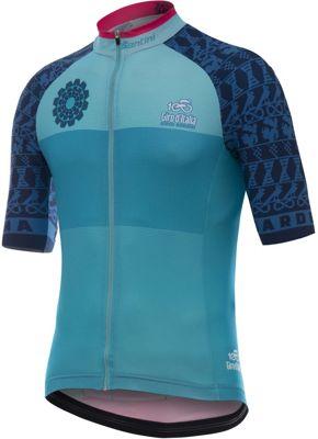 Maillot Route Santini Giro Stage 1-2-3 Sardegna 2017