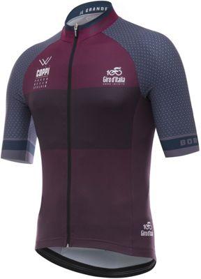Maillot Route Santini Giro Stage 16 Rovetta-Bormio 2017