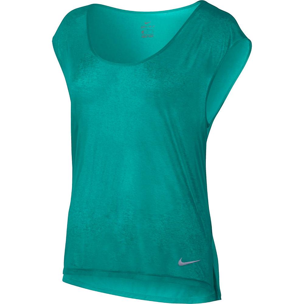 Camiseta de mujer Nike Breathe Cool SS17