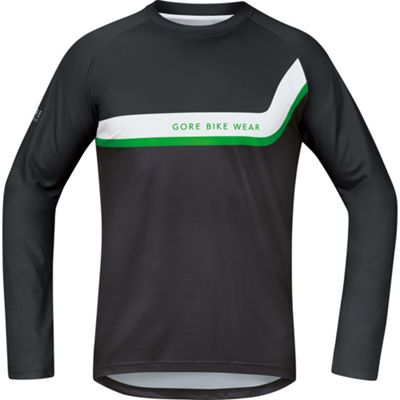 Maillot à manches longues Gore Bike Wear Power Trail AW17