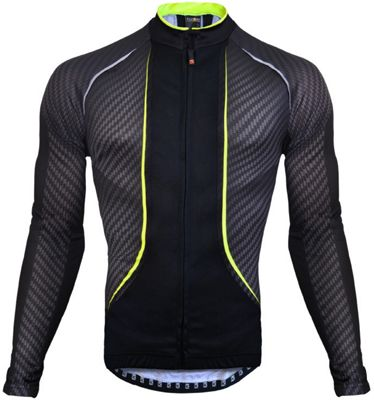 Maillot Route à manches longues Funkier Airlite Carbone AW17