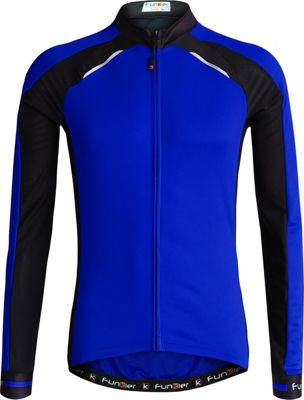Maillot Route à manches longues Funkier Talana Microfleece AW17