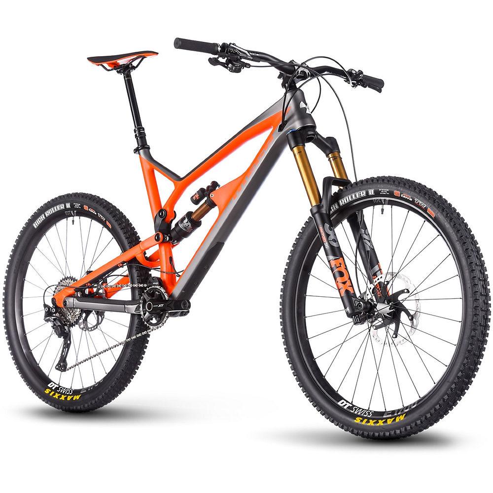 Bicicleta de carbono Nukeproof Mega 275 Factory 2018