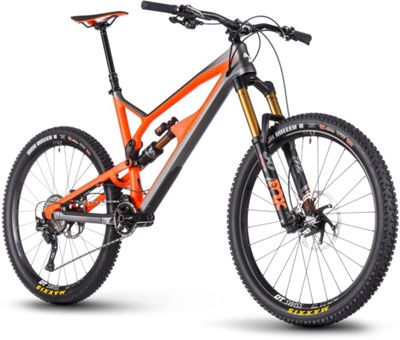 VTT Nukeproof Mega 275 Factory (carbone) 2018