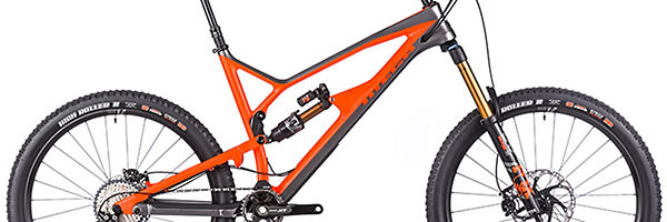 Nukeproof Mega 275 Carbon Factory Bike