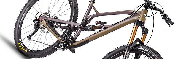 Nukeproof Mega 290 factory Bike