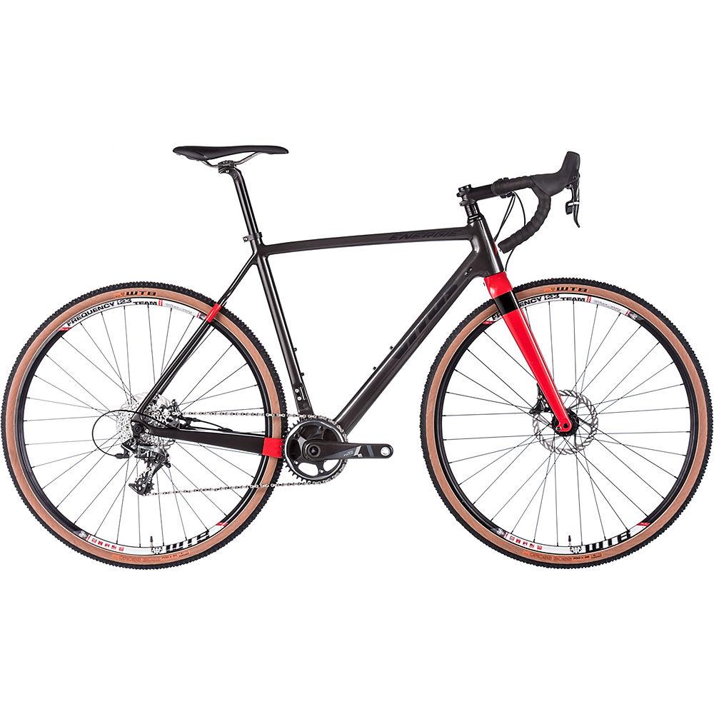 Bicicleta de carbono de CX Vitus Energie CRX - Force 1x11 2018