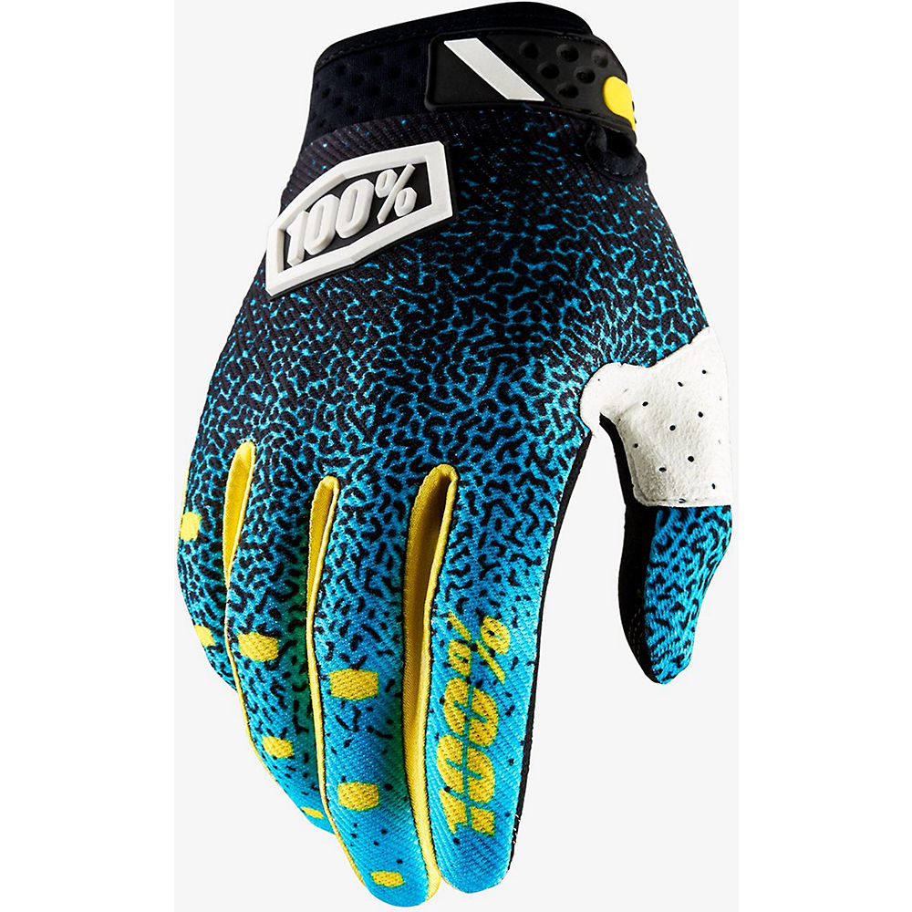 Guantes 100% RideFit AW17