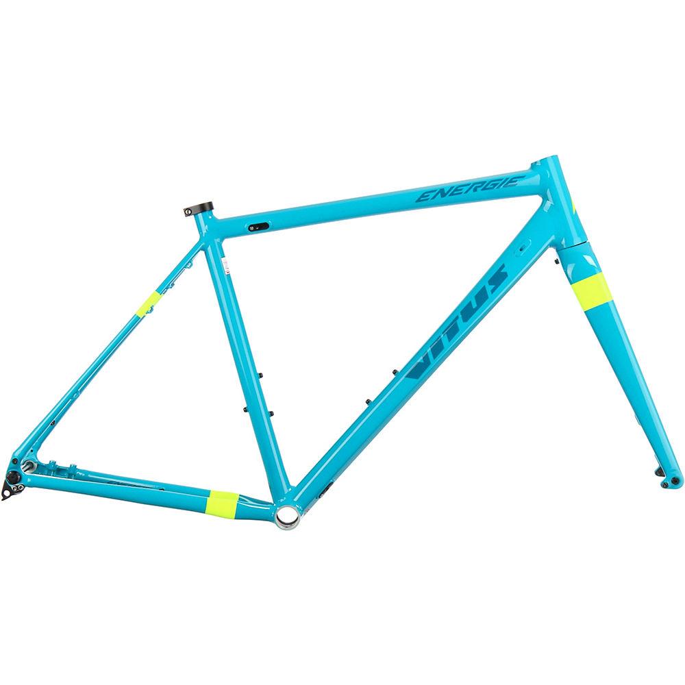 Cuadro y horquilla de ciclocross Vitus Energie 2018