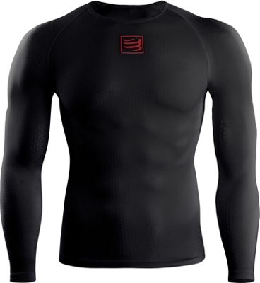 T-shirt à manches longues Compressport 3D Thermo Ultra Light