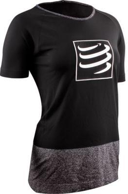 T-shirt Compressport Training Femme