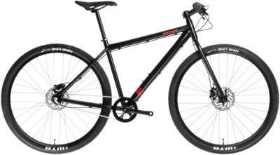 Vélo de ville Vitus Dee 29 VR 2018