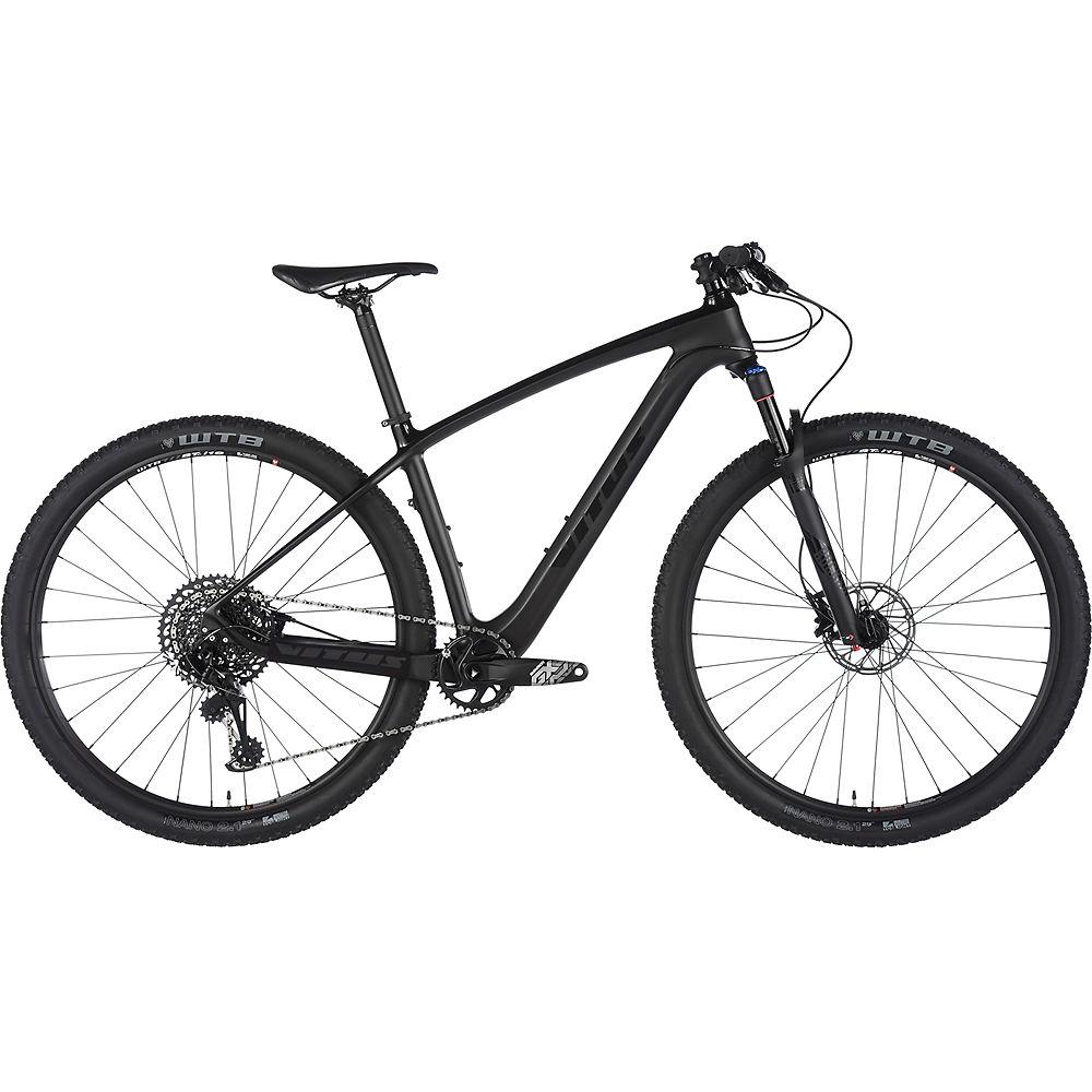 Bicicleta de carbono Vitus Rapide CR HT (GX Eagle 1x12) 2018