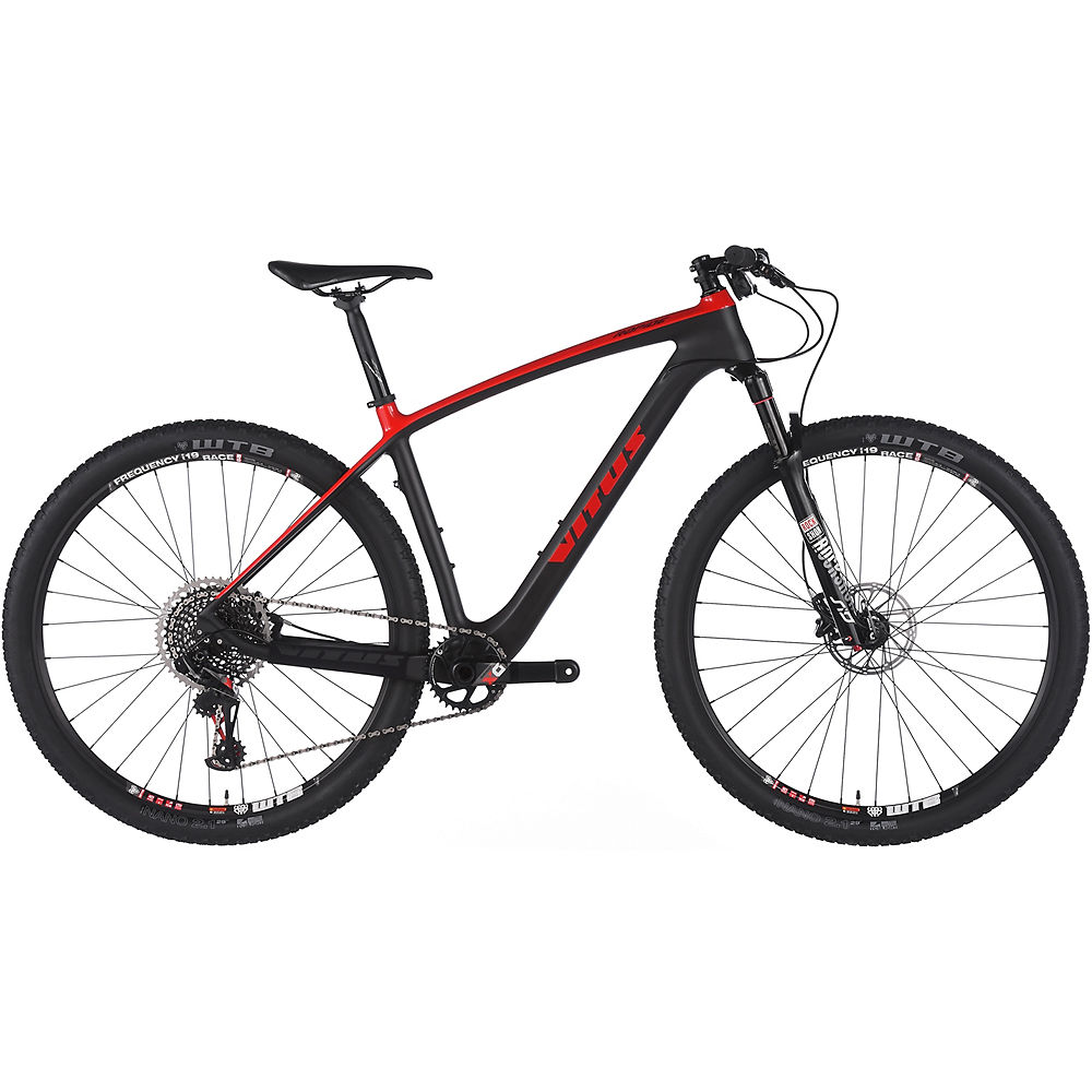 Bicicleta de carbono Vitus Rapide CRX HT (XO1 Eagle 1x12) 2018