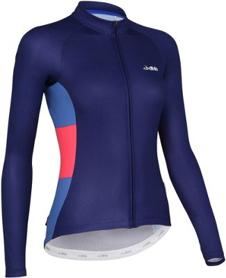 Maillots Route à manches longues dhb Aeron Sportive Femme AW16