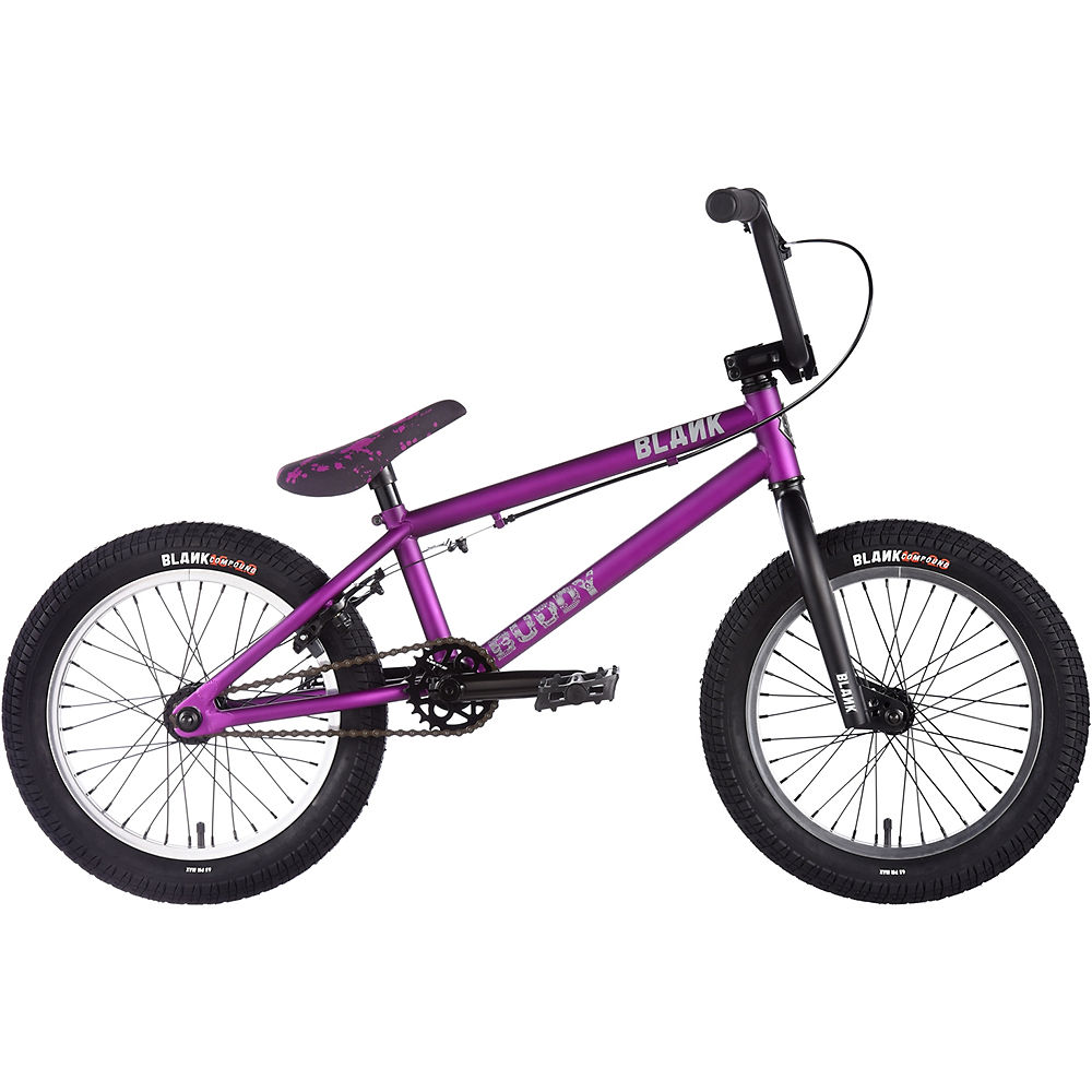 "Bicicleta de BMX Blank Buddy 16"" 2018"