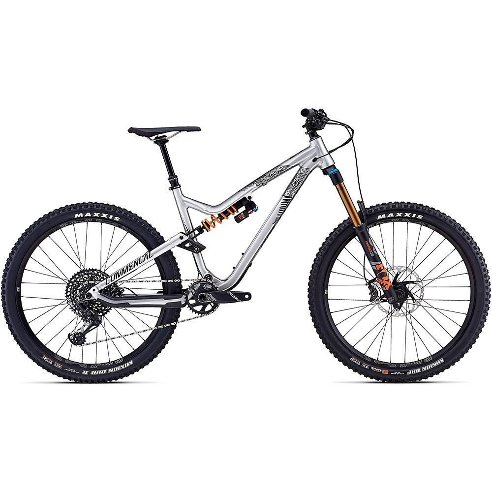 Bicicleta Commencal Meta AM V4.2 Nueva Zelanda 2018