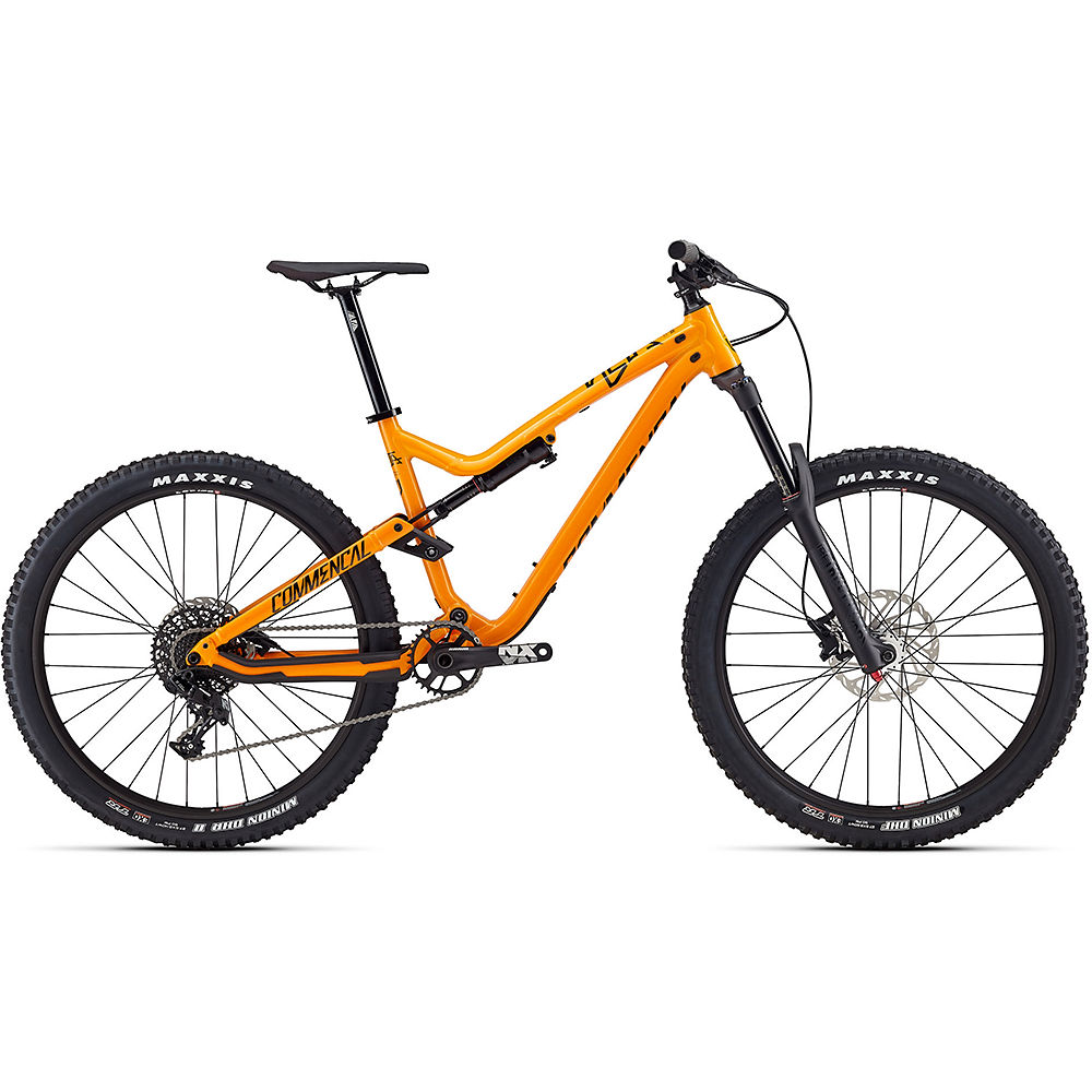 Bicicleta Commencal Meta AM V4.2 Origin 2018