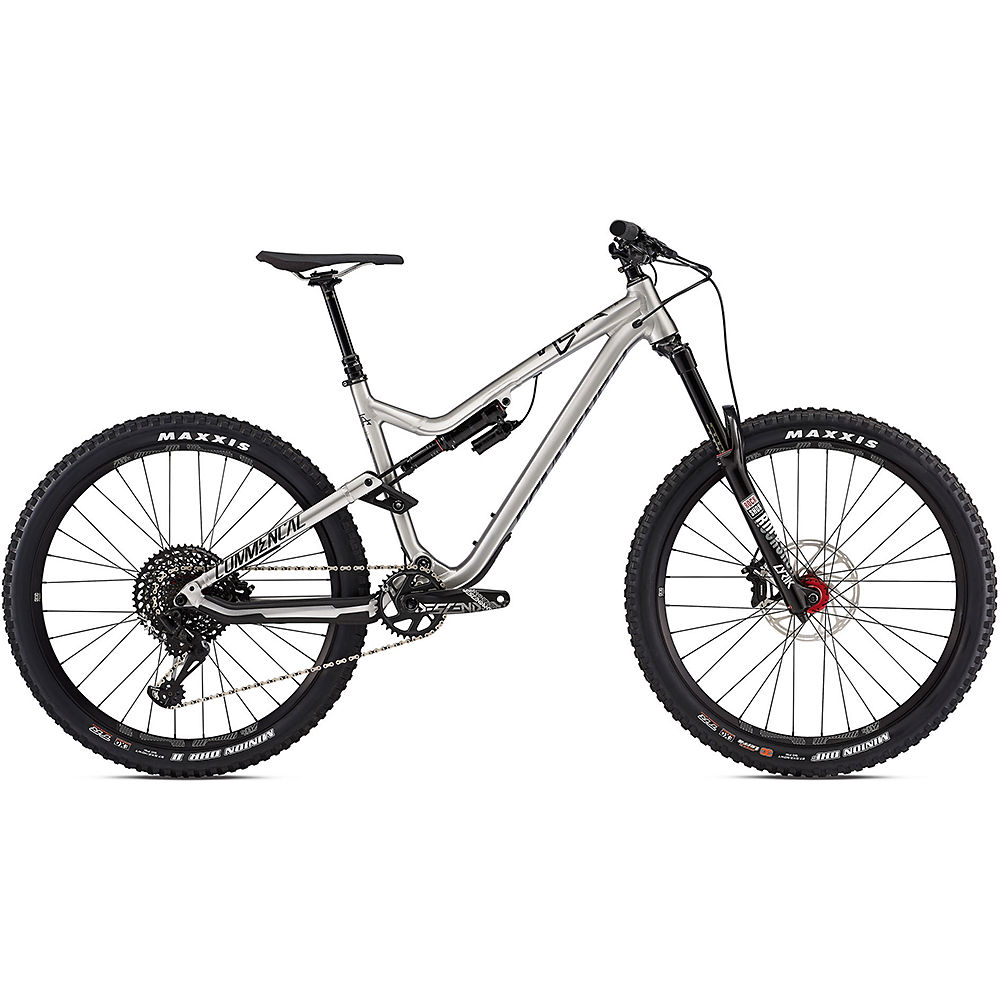 Bicicleta Commencal Meta AM V4.2 Race 2018