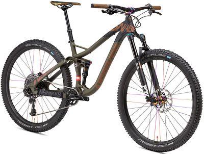 VTT tout-suspendu NS Bikes Snabb 130 Plus 1 2018