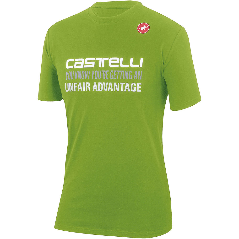Camiseta Castelli Advantage AW17